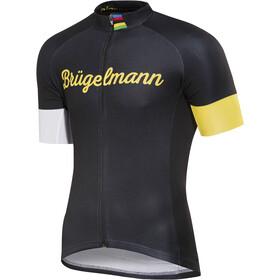 Brügelmann Bioracer Classic Race Jersey Men black